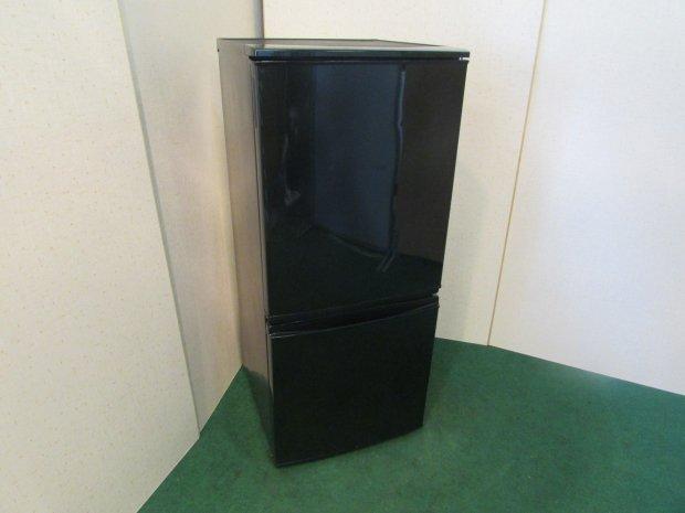 2015年製 シャープ ノンフロン冷凍冷蔵庫 SJ-D14A-B