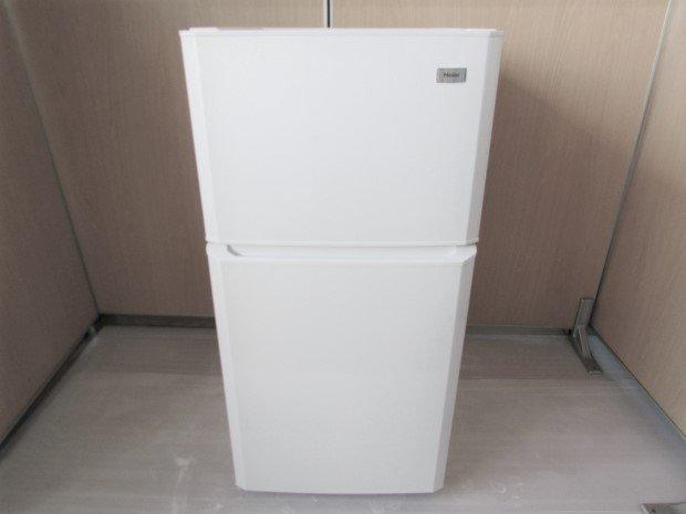 2013年製 ハイアール 冷凍冷蔵庫 JR-N106E
