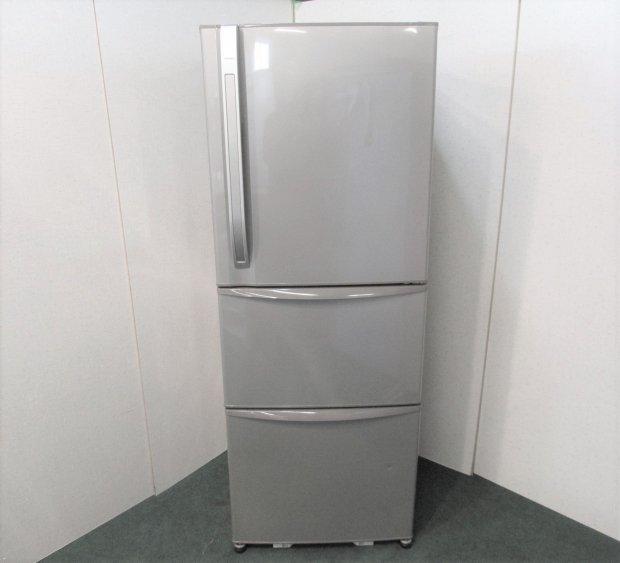 2009年製 東芝 ノンフロン冷凍冷蔵庫 GR-34ZV(N)