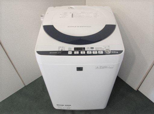 2015年製 シャープ 全自動洗濯機 ES-G5E2-KB