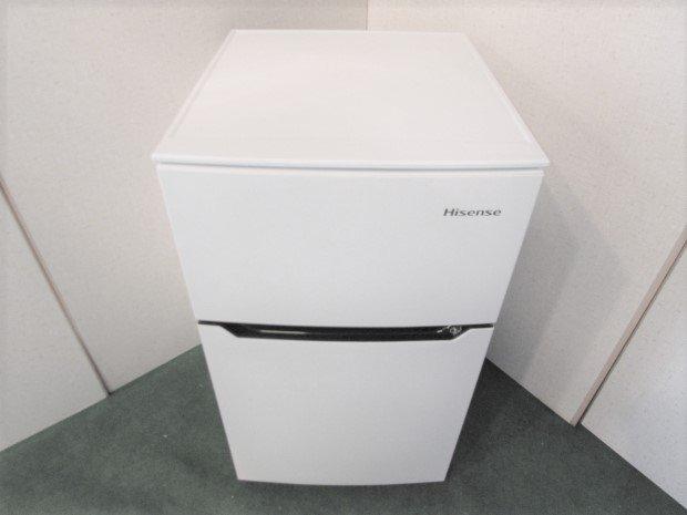 2018年製  ハイセンス冷凍冷蔵庫  HR-B95A