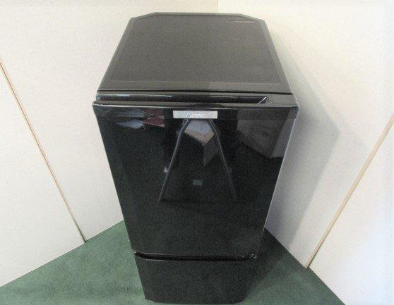 2018年製 三菱 ノンフロン冷凍冷蔵庫 MR-P15C-B