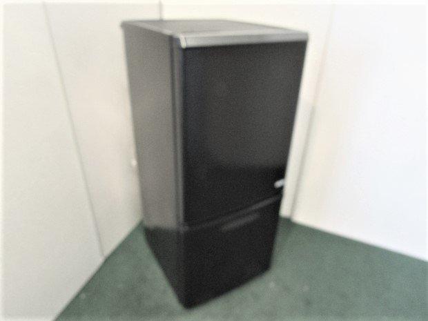 2014年製 パナソニック ノンフロン冷凍冷蔵庫 NR-BW147C-W