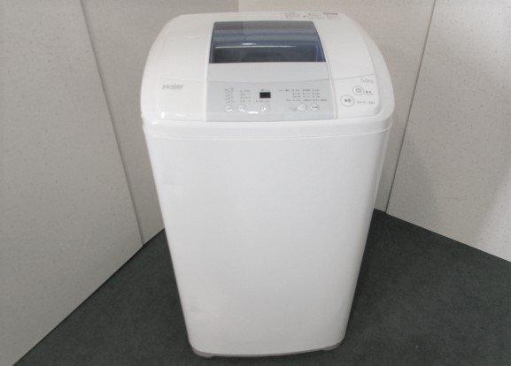 2015年製 ハイアール 全自動洗濯機 JW-K50K