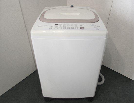 2014年製 東部大字電子 全自動洗濯機 JW-S70AW