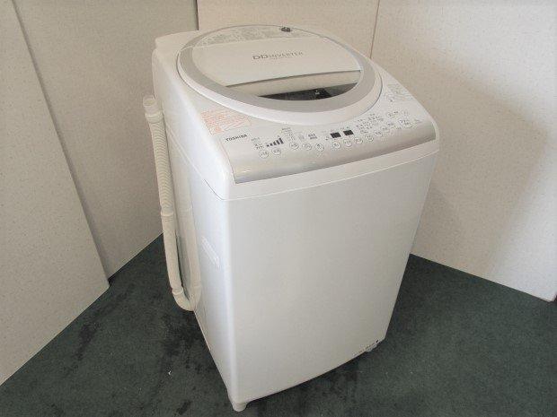 2015年製 東芝 全自動洗濯機 AW-8V2W