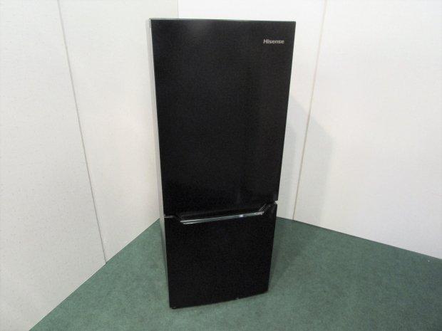 2018年製 ハイセンス 2ドア冷凍冷蔵庫 HR-D15CB