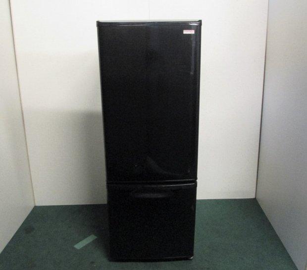 2012年製 パナソニック ノンフロン冷凍冷蔵庫 NR-BW174C-K