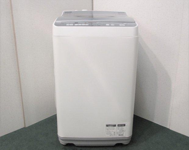 2010年製 シャープ全自動電気洗濯機 ES-TG55K-S