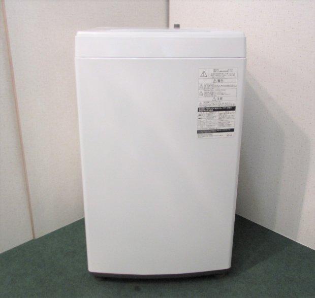 2019年製 東芝 全自動洗濯機4.5� AW-45M7
