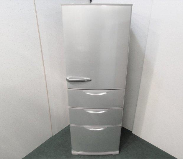 2014年製 アクアノンフロン冷凍冷蔵庫 AQA-361C(S)