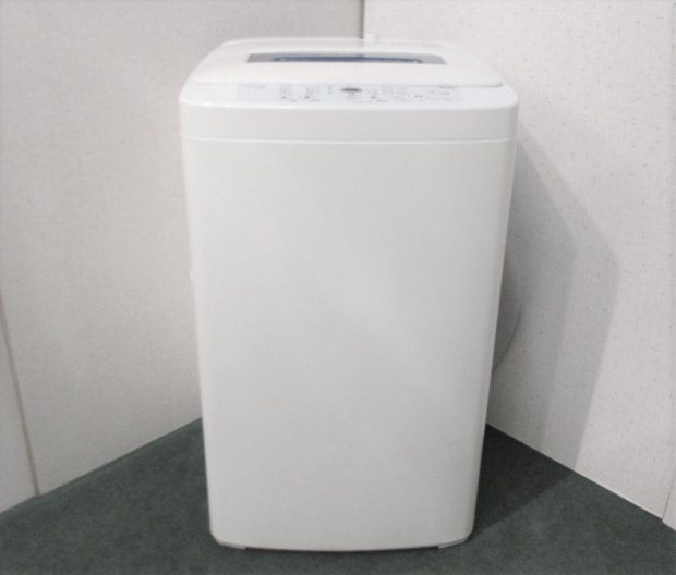 2017年製 ハイアール 全自動洗濯機 JW-C45M