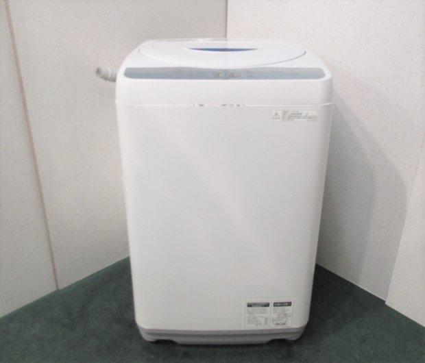 2012年製 シャープ 全自動洗濯機 ES-GE55L-A
