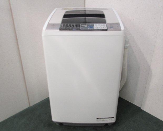 2013年製 日立 全自動洗濯機 BW-P6PV
