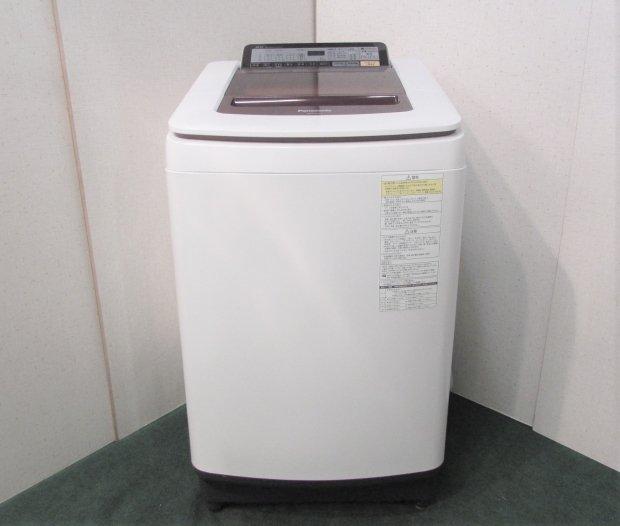2016年製 パナソニック 全自動洗濯機 NA-FA80S2
