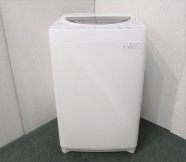 2013年製 東芝 全自動洗濯機 AW-60GL(W)