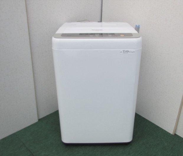 2015年製 パナソニック 全自動洗濯機 NA-F60B8