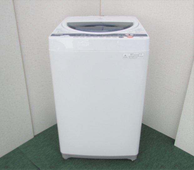 2012年製 東芝 全自動洗濯機 AW-60GK