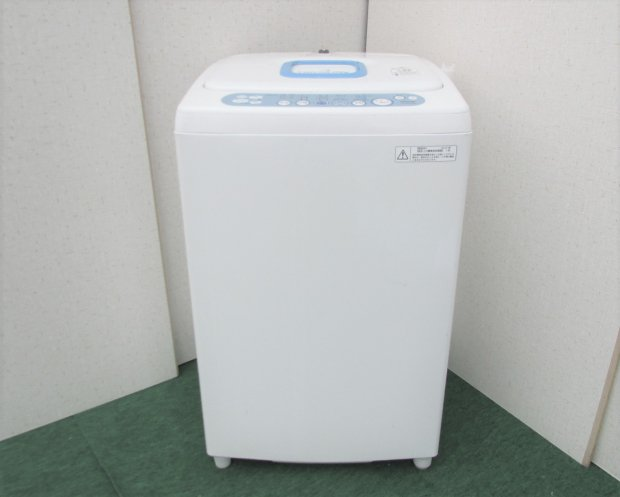 2010年製 東芝 全自動洗濯機 AW-42G