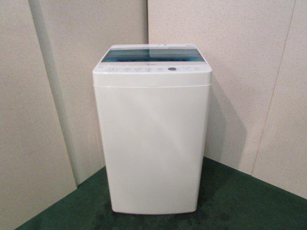 2018年製 ハイアール全自動洗濯機 JW-C45A