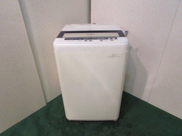2013年製 パナソニック全自動洗濯機 NA-F45B5(黄ばみあり)