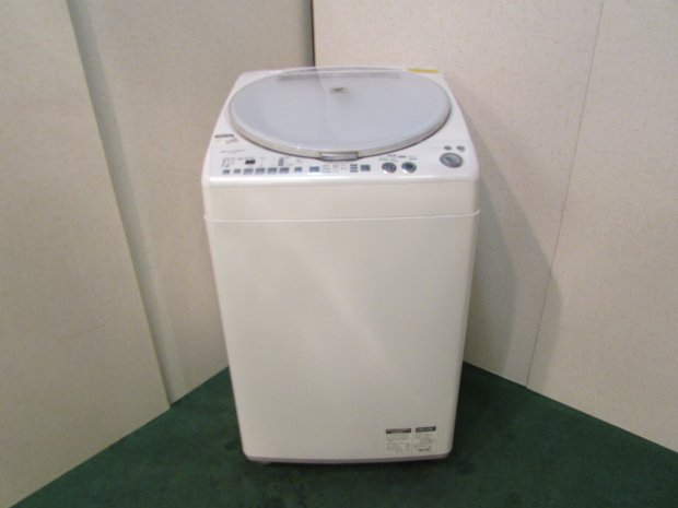 2011年製 シャープ全自動洗濯機 ES-TX70-A
