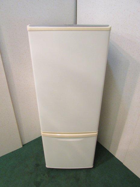 2012年製 パナソニック ノンフロン冷凍冷蔵庫 NR-B174W-W