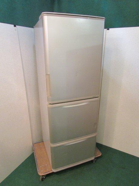 2012年製 シャープ ノンフロン冷凍冷蔵庫 SJ-WA35X-S
