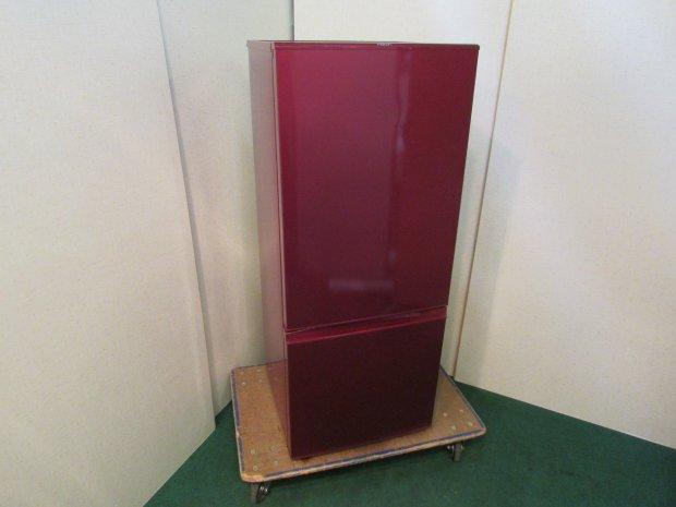 2015年製 アクアノンフロン冷凍冷蔵庫 AQR-18D(R)