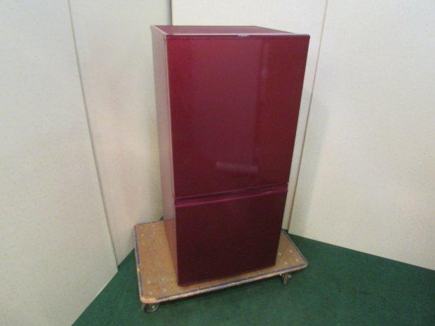 2017年製 アクアノンフロン冷凍冷蔵庫 AQR-16F(R)