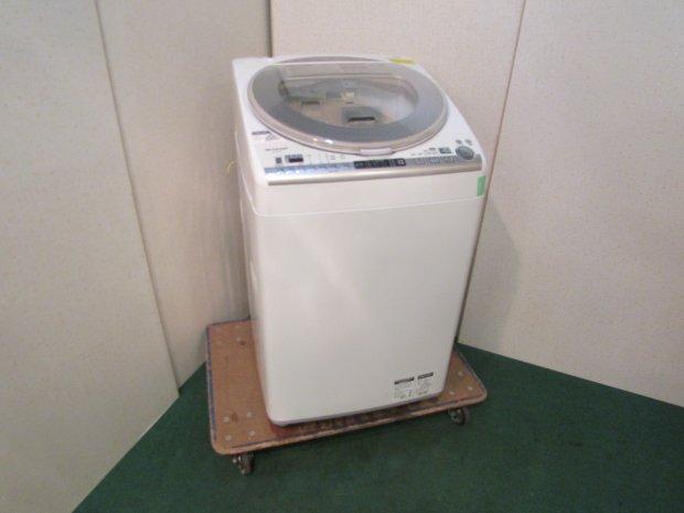2013年製 シャープ 全自動洗濯乾燥機 ES-TX930-N