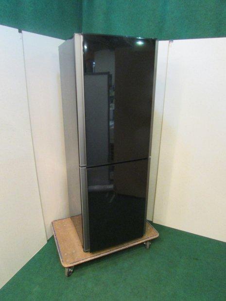 2014年製 三菱ノンフロン冷凍冷蔵庫 MR-HD26X-B