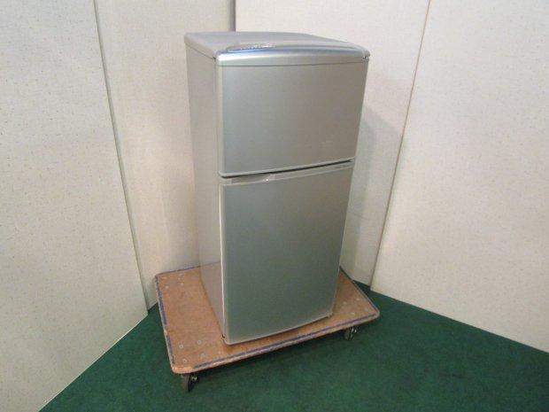 2011年製 アクア ノンフロン冷凍冷蔵庫 AQR-111A(SB)
