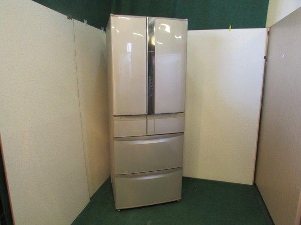 2015年製 日立 冷凍冷蔵庫 R-F480F(T)(0372)