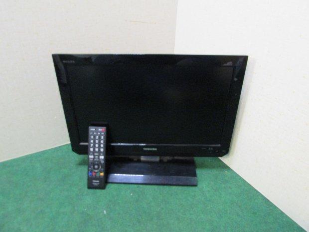 2011年製 東芝 REGZA 液晶カラーテレビ 19A2(9053)