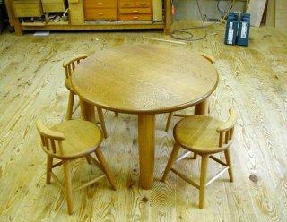 円卓(丸テーブル)セット