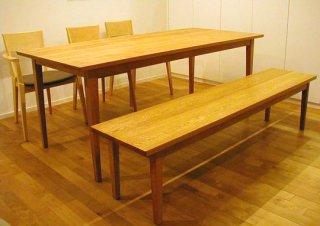 テーブル&ベンチのセット