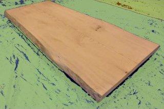 モミ(樅)無垢一枚板 約2050x810〜880x65mm