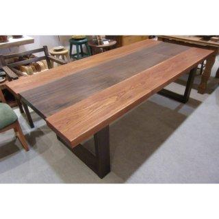 チャンチン・ウォルナットのテーブル