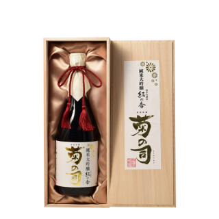 純米大吟醸 菊の司 結の香仕込720ml
