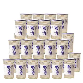 【まとめ得】純米酒 菊の司 吟ぎんが仕込カップ180ml×30本【送料無料】