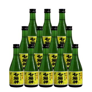 【まとめ得】大吟醸 てづくり七福神300ml×12本