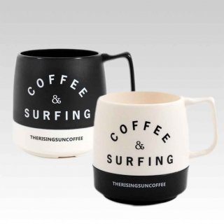 TRSC CAMP MUG SET[BLACK & WHITE SET]