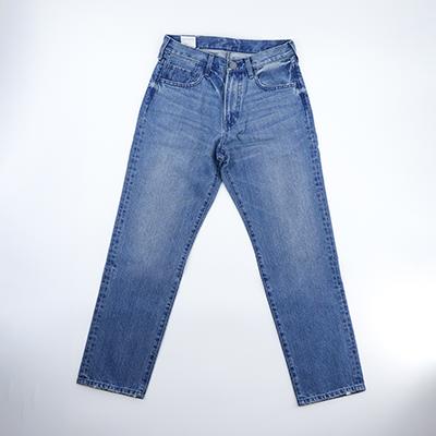 SAMSARA High Waist Denim Pants  (5Animals)
