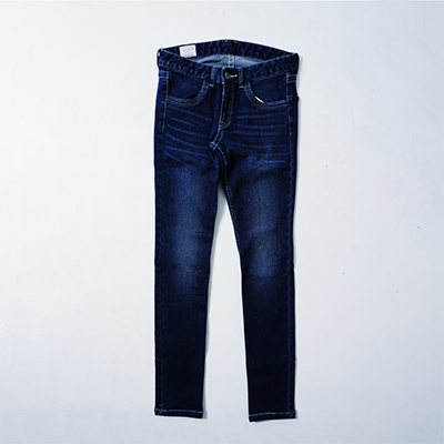 SAMSARA Skinny Denim Pants  (5Animals)