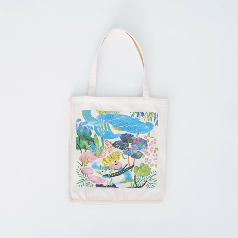 Story Tellers Tote Bag (South)