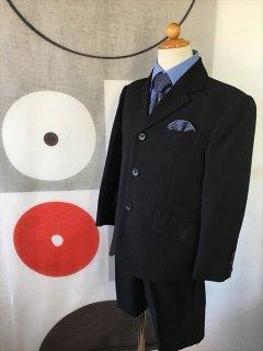 (B-110-12)正統派スーツ110cm