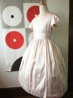 (G-140-13)Cafシルクのドレス140cm