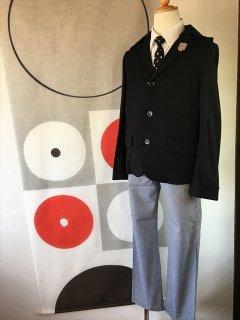 (B-130-15)BEBEロングパンツのスーツ130cm