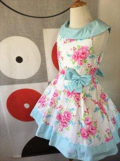 ◆送料お得プラン商品◆(G-110-37)mezzopianoドレス110cm